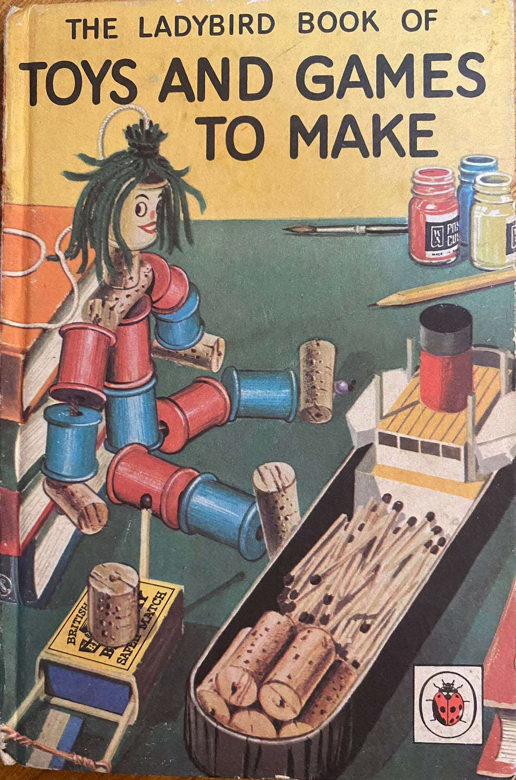 Toys and Games to Make (1 June 1971 - 30 April 1974)
