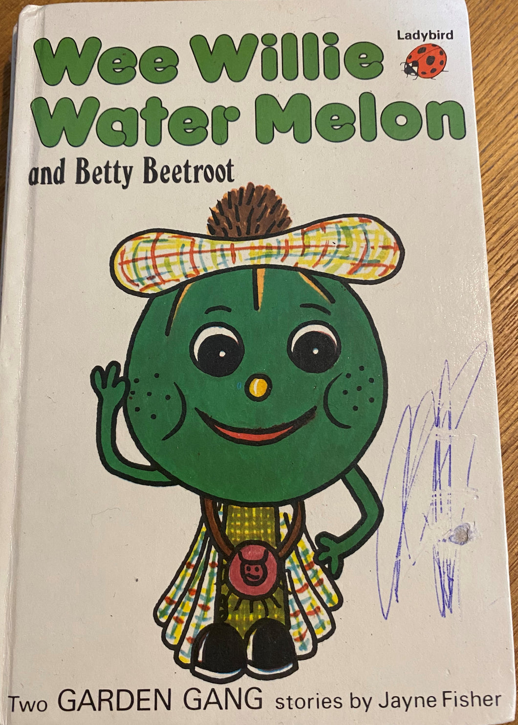 Wee Willie Watermelon  and Betty Beetroot (1 January 1984 - 31 December 1985)