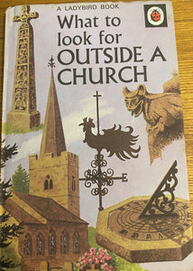 What to look for outside a Church (1 June 1971 - 30 April 1974)