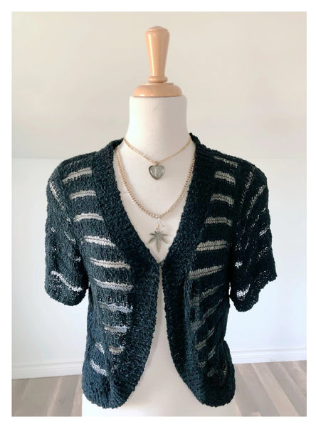 Vintage Brian Bailey Cardigan Shrug