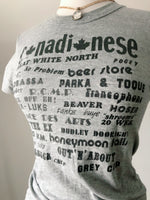 Vintage Canadianese Graphic Tee