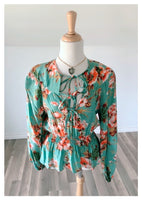 Vintage Devina Blouse - Size Medium