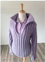 Vintage Nonna Sweater - Size 6-8