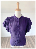 Vintage Jannah Blouse - Size Medium