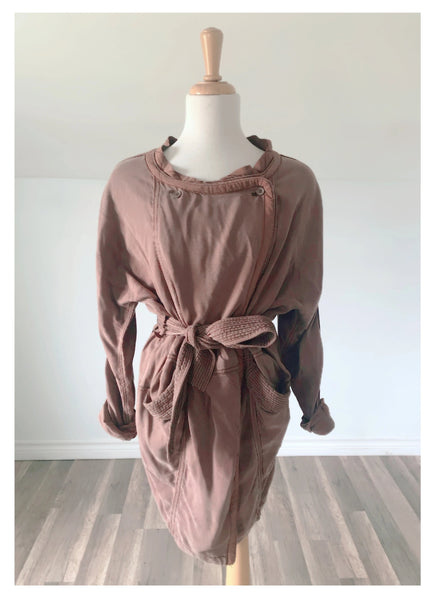 Vintage Susan Wrap Dress