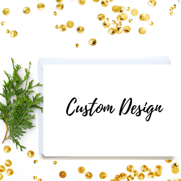 Custom Design Stationery