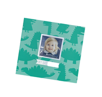 Boys Baby's Memory Book and Sticker Set