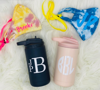 12 oz Personalized Water Bottles