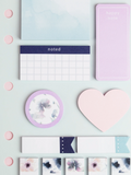 Watercolor Sticky Note Pad Kit