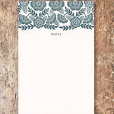 Top Floral Notepad