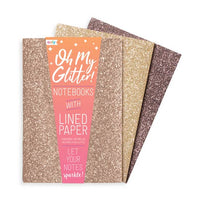 Oh My Glitter Notebook