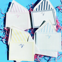 Stripe Stationery