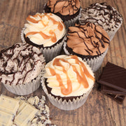 Signature Collection Chocolate Cupcake Box - Chummy's Bakery