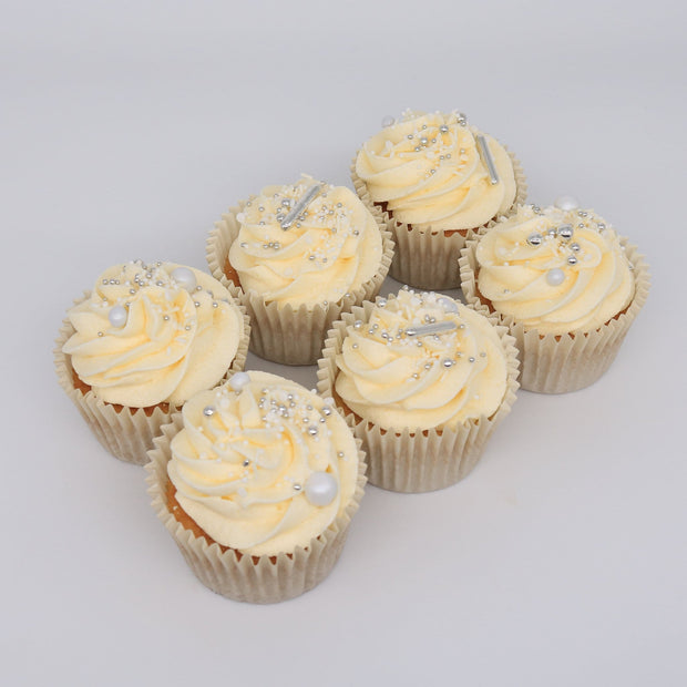Prosecco Cupcakes - Chummy's Bakery