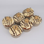 Cookie Dough Cupcakes - Chummy's Bakery