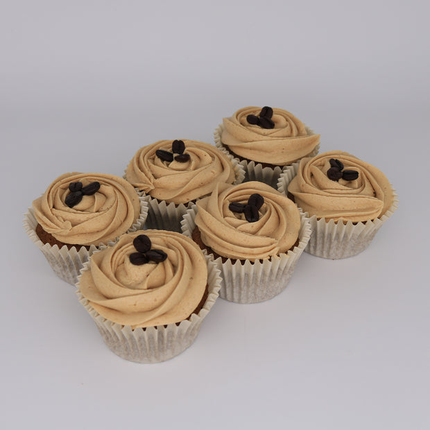 Espresso Cupcakes - Chummy's Bakery