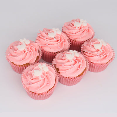 Pink Baby Cupcakes - Chummy's Bakery