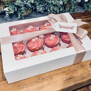 Signature Collection Floral Cupcake Box - Chummy's Bakery