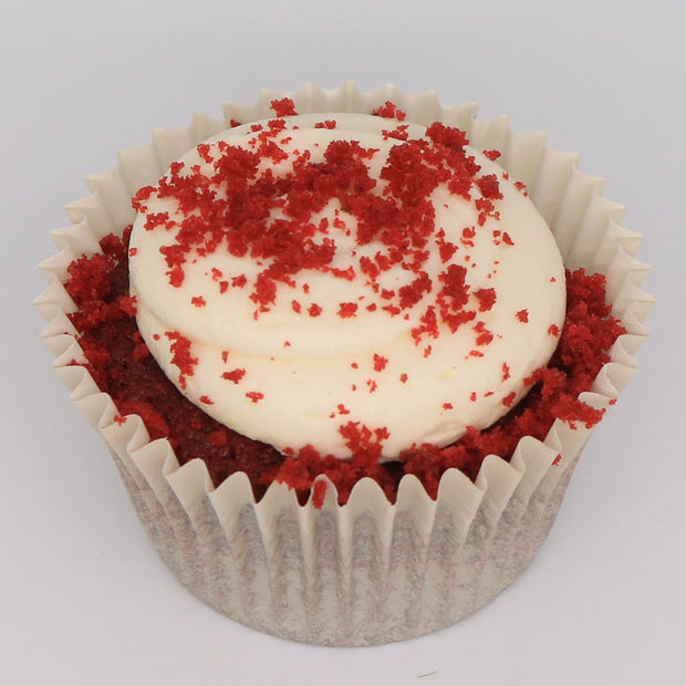 Red Velvet Cupcakes - Chummy's Bakery
