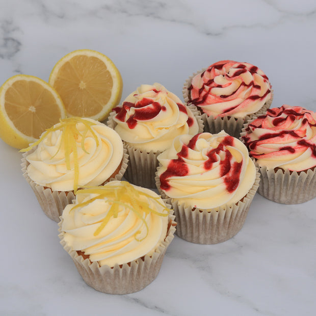 Signature Collection Fruity Cupcake Box - Chummy's Bakery