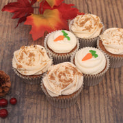 Signature Collection Winter Spiced Cupcake Box - Chummy's Bakery