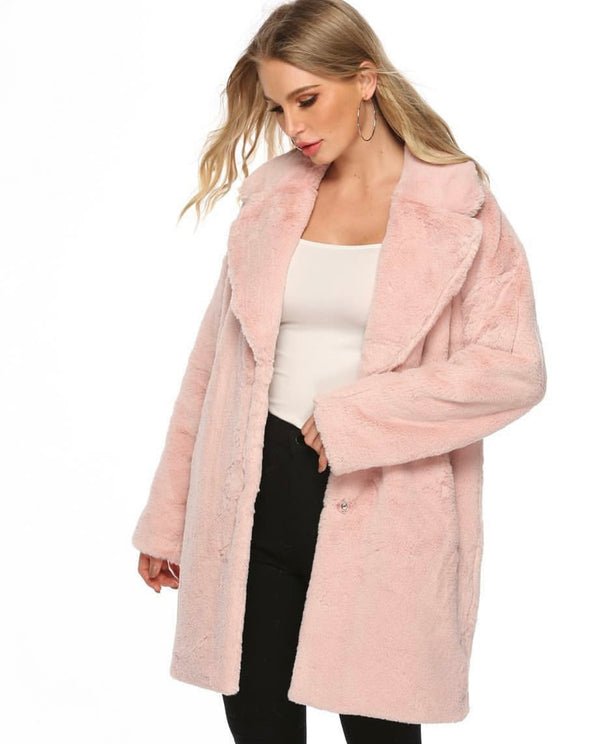 Ultimate Faux Fur Coat