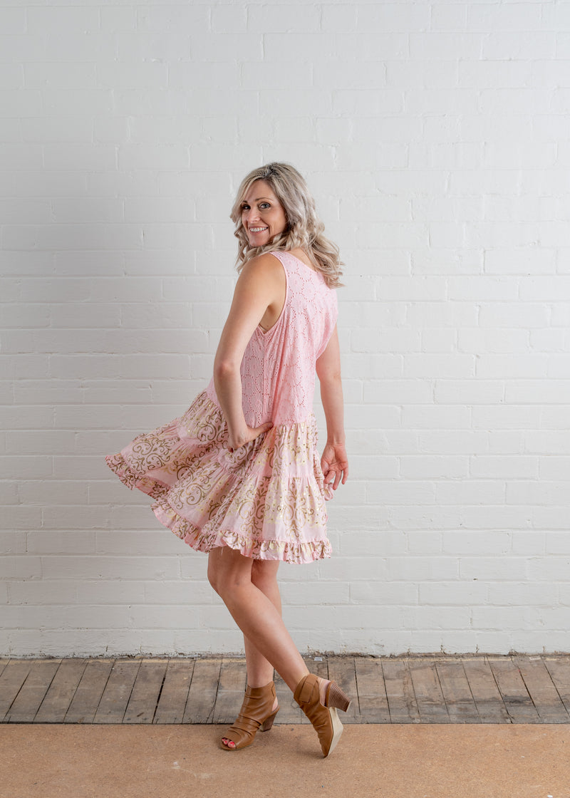 Miss June Paris ~ Babydoll Dress