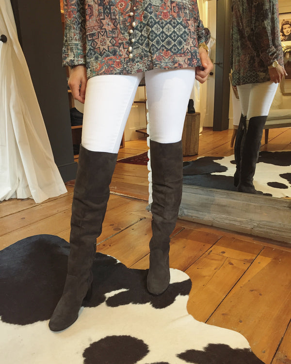 How to || Over-the-knee Boots