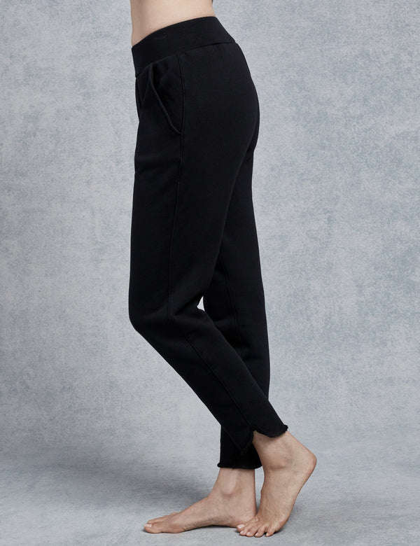 The Trouser Sweatpant | Blackout