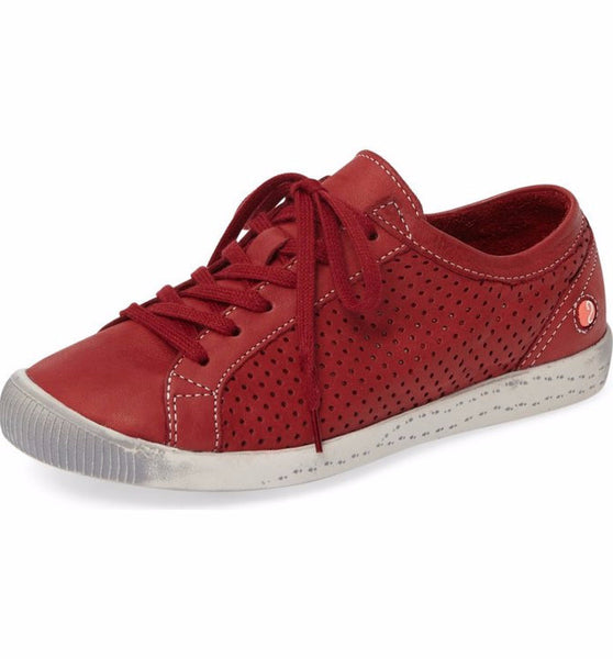 Ica Sneaker | Red