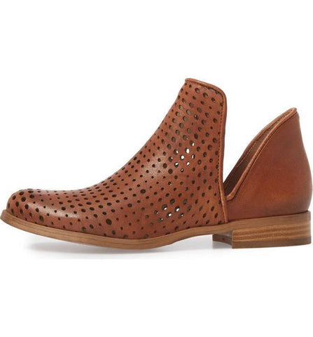 Bolan Bootie | Brown