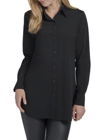 Schiffer Button Down | Black