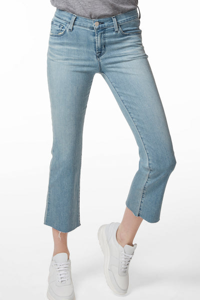Selena Cropped Boot Jean | Patriot