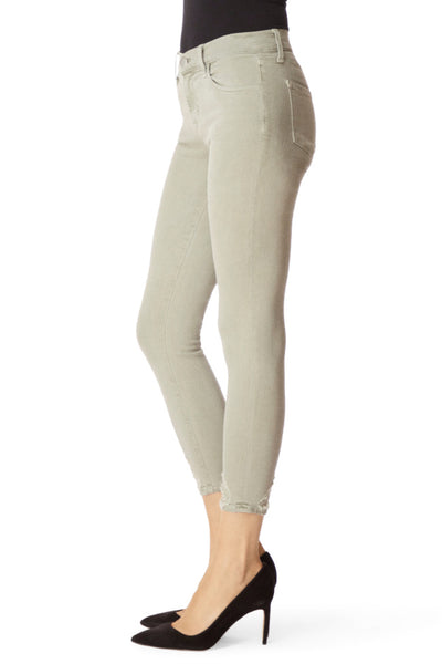 Mid Rise Crop Skinny | Faded Gibson 835