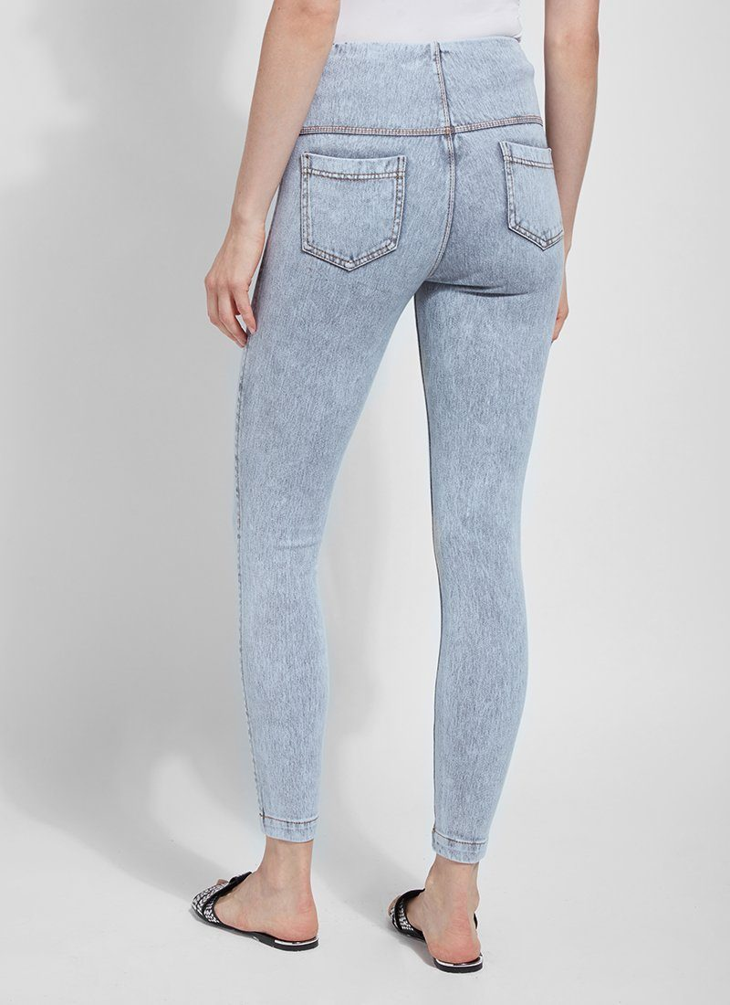 Toothpick Denim | Light Grey