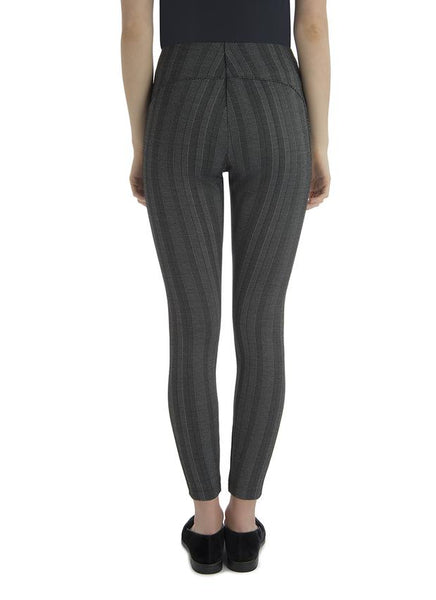 Ella Legging | Stripe Herringbone