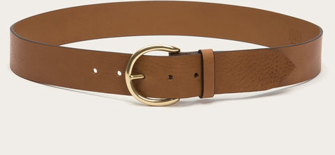 CAMPUS BELT | COGNAC