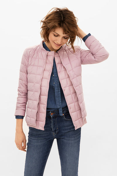 Downie Jacket | Keepsake Lilac