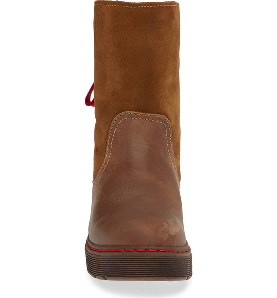 Omega Lined Boot | Camel