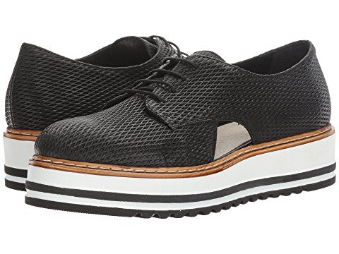 Brody Textured Shoe | Black