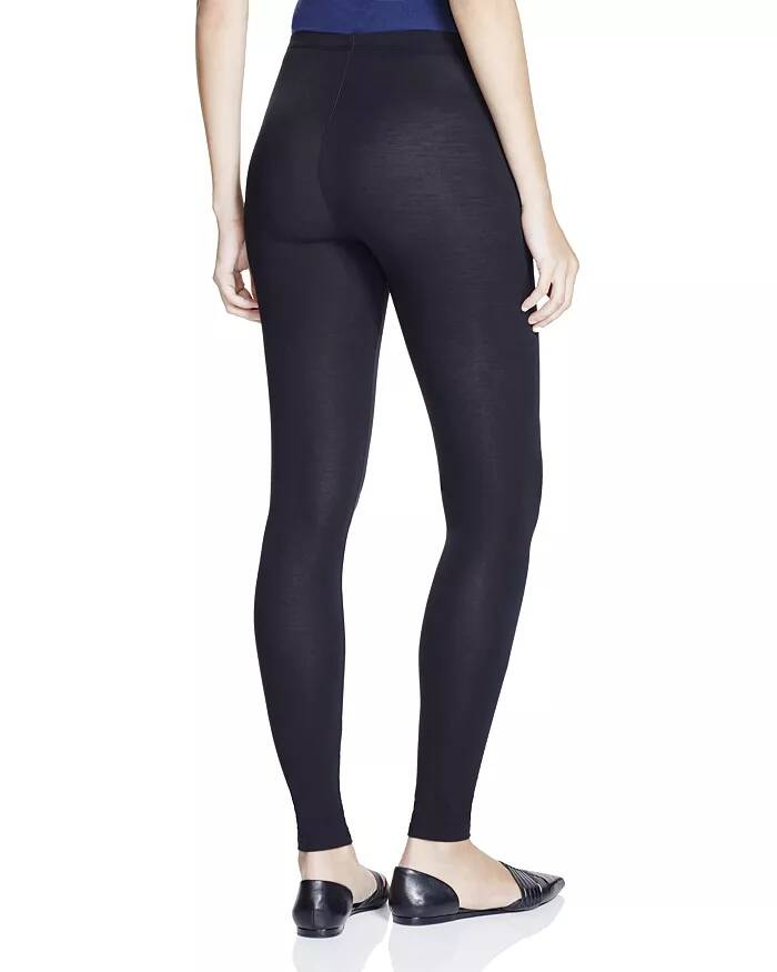 Viscose Legging | Noir
