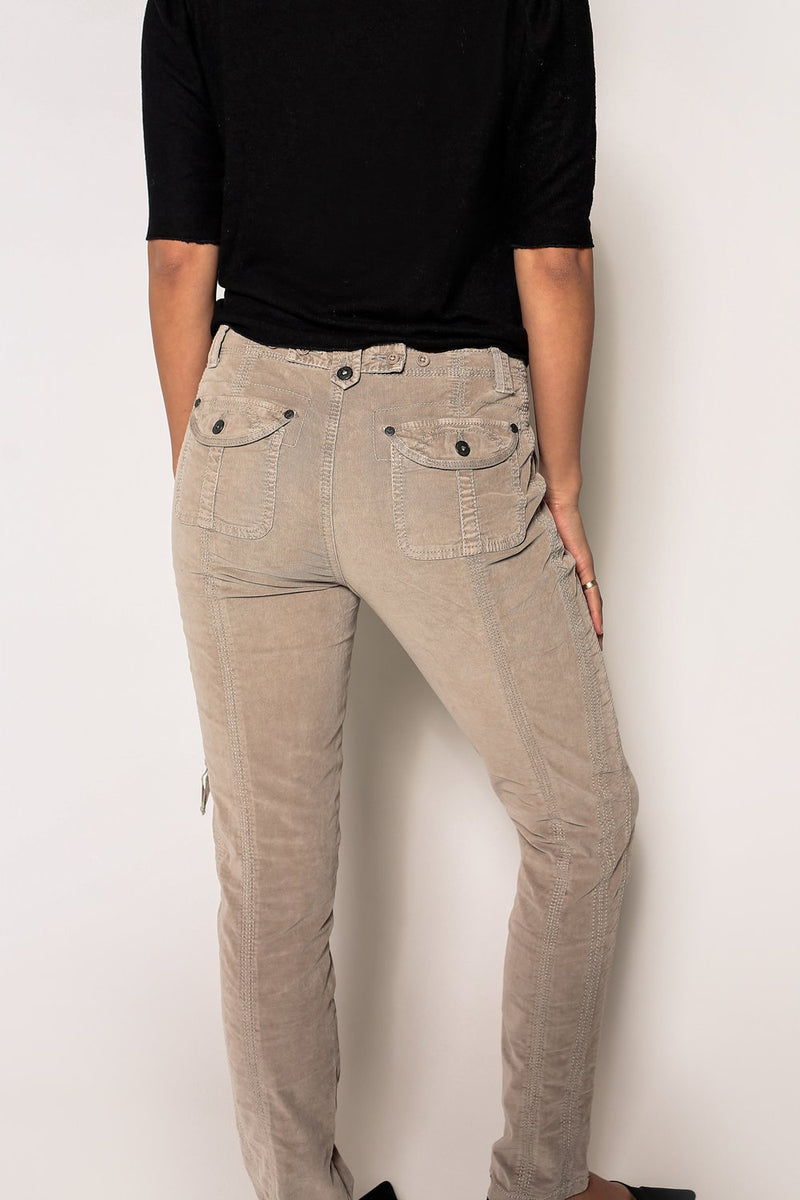 Sallis Stretch Corduroy Pant | Buff