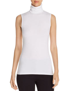 Alexa Sleeveless Turtleneck