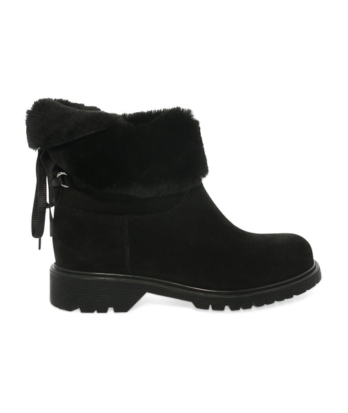 Heidi Shearling | Black