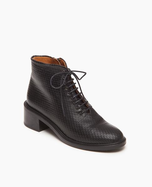 Utano Boot | Harley Black