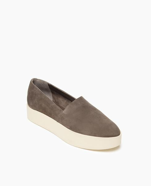 Gaspe Flatform Slip On | Basket Carbon