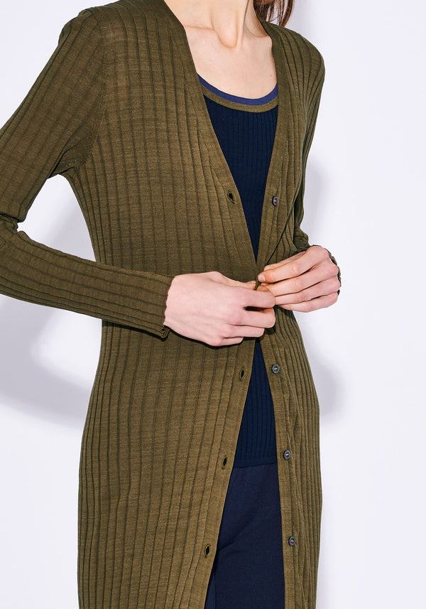 Estella Long Cardigan