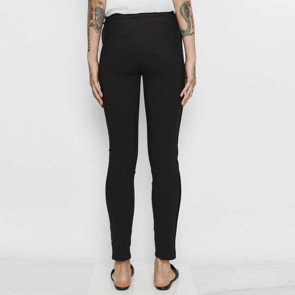 Quinley Tech Stretch Jeans | Black