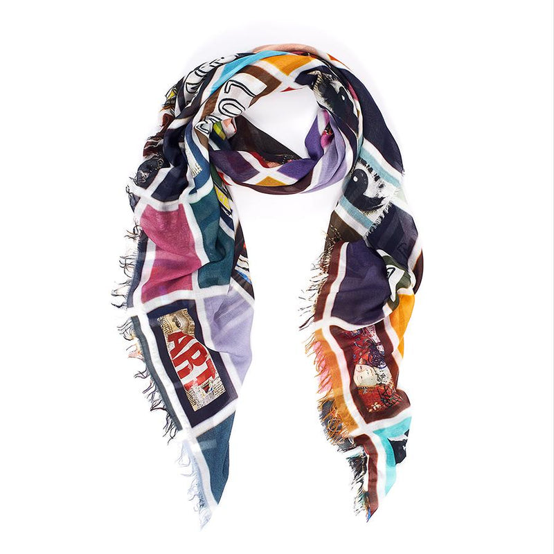 Fashion Memo Scarf