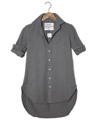Grayson Super Soft Flannel | Charcoal Grey
